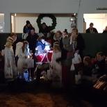 Nikolaus mit seinen Engeln